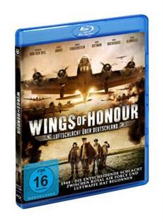 BD/DVD-VÖ | WINGS OF HONOUR - Luftschlacht über Deutschland - ab 19.11. auf BD/DVD