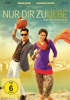 Bollywood-DVD/BD-VÖ | NUR DIR ZULIEBE - GORI TERE PYAAR MEIN