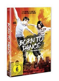 BORN TO DANCE 3D ab 8. August 2014 als 3D Blu-ray, DVD und VoD!