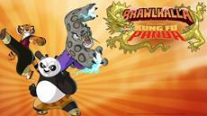 BRAWLHALLA KRIEGER AUS DREAMWORKS ANIMATIONS KUNG FU PANDA erscheinen als Epic Crossovers am 24. März
