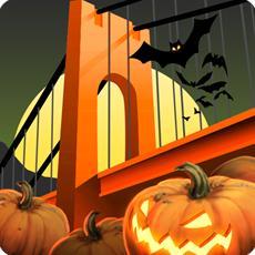Bridge Constructor: Kostenloses Halloween-Update
