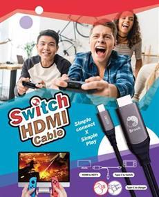 Brook Switch HDMI-Kabel für Nintendo Switch jetzt erhältlich