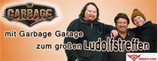 Browserspiel trifft Realität - Mit Garbage Garage zu den Ludolfs