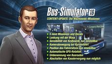 Bus-Simulator 16: Update 3 ab sofort verfügbar!
