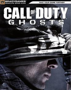 Call of Duty - Ghosts - Das offizielle Lösungsbuch ab heute erhältlich