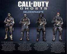 Call of Duty: Ghosts gibt jetzt noch mehr Möglichkeiten zur Individualisierung