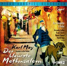 CD-VÖ | Karl May: Der blaurote Methusalem