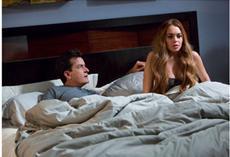 Charlie Sheen im Bett mit Lindsay Lohan