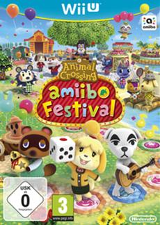 Charmanter Partyspaß Animal Crossing: amiibo Festival startet im November