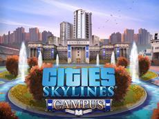 Cities: Skylines - Neue Campus-Erweiterung bringt im Mai Universitätsleben ins Spiel
