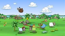 Clouds & Sheep 2 ab heute auf Steam