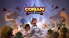 Conan Chop Chop erscheint Anfang 2021 - dieses Mal wirklich!