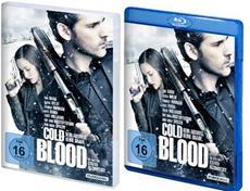 Crime-Thriller COLD BLOOD - KEIN AUSWEG, KEINE GNADE ab heute neu im Heimkino