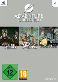 Daedalic Adventure Collection Vol. 1 ab sofort erhältlich