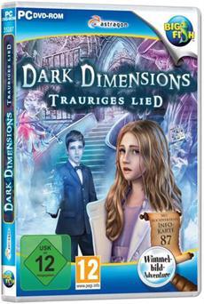 Dark Dimensions: Trauriges Lied und Royal Detective: Königin der Schatten - Gruseln im Doppelpack bei astragons Shocktober