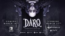 Dark Dreams Never Die! DARQ: Complete Edition Is Now Available on Switch!