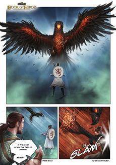 Das Schwarze Auge: Book of Heroes - Teil 8 des Comics