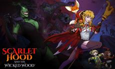 """Date Announced for the Story-Driven Oz-esque Adventure """"Scarlet Hood and the Wicked Wood"""""""