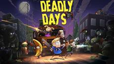 """Deadly Days feiert Release auf der Nintendo Switch und """"A New Civilization""""-Update für Endzone - A World Apart veröffentlicht!"""