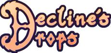Decline's Drops for Switch, Mac & PC - Coming to Kickstarter soon!