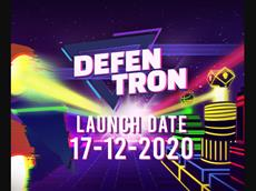 Defentron coming to Switch and Steam on December 17
