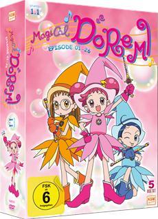 Der deutsche Trailer zu Magical DoReMi