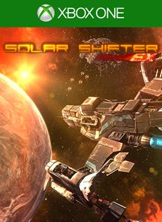 "Der explosive Bullet Hell Shooter ""Solar Shifter EX"" morgen der Xbox One"