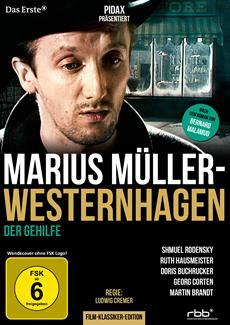 DVD-VÖ | Westernhagen-Filme Der Gehilfe und Sladek oder die schwarze Armee
