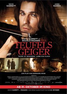 Review (Kino) : Der Teufelsgeiger