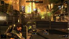 DEUS EX: THE FALL - Jetzt für PC auf Steam erhältlich