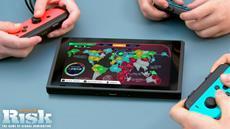 Die Brettspiele 'Risiko' und 'Trivial Pursuit Live!' erscheinen am 20. Oktober für Nintendo Switch