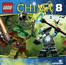 Die neuesten Abenteuer aus LEGO<sup>&reg;</sup> CHIMA - Die perfekte Unterhaltung f&uuml;r die Sommerferien - ab 4. Juli im Handel!