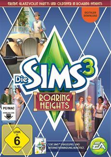 Die Sims 3 Roaring Heights ist ab sofort im Handel und auf Origin erhältlich