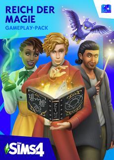 Die Sims 4   Reich der Magie-Gameplay-Pack ab heute verfügbar