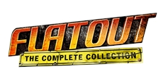 Die volle Packung Crash-Racing mit Flatout The Complete Collection für PC