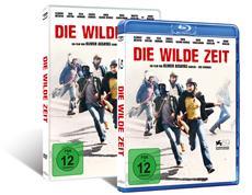 Die Wilde Zeit - französisches Drama auf BD und DVD - ab 05.12.
