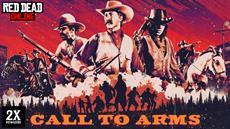 Diese Woche in Red Dead Online: Doppelte Belohnungen in Call to Arms, der neue Quick-Draw-Club #3 und mehr