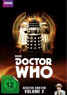 DOCTOR WHO: SIEBTER DOKTOR - VOLUME 2 - ab 27.02. auf DVD
