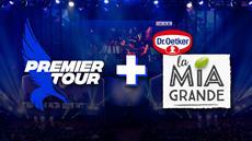 Dr. Oetker steigt in den eSports ein: La Mia Grande wird Main Partner der Premier Tour