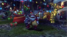 Dragon Nest Europe - Santa Ork kommt in die Stadt