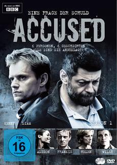 DVD-VÖ | Accused - Eine Frage der Schuld (Season 1)