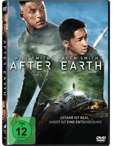 BD/DVD-VÖ | AFTER EARTH