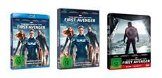 DVD/BD- VÖ| Bonus-Clip-Special zum DVD- und Blu-ray-Start von THE RETURN OF THE FIRST AVENGER