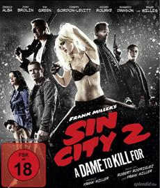 DVD/BD-VÖ | SIN CITY 2 - A DAME TO KILL FOR - Home Entertainment Release im Januar 2015