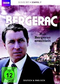 DVD-VÖ   Bergerac - Jim Bergerac ermittelt (Staffel 7)
