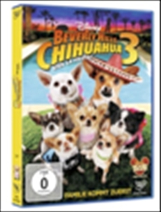 DVD-VÖ | BEVERLY HILLS CHIHUAHUA 3 - Viva La Fiesta!