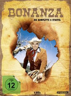 """STAFFEL 8 BIS 14 VON """"BONANZA"""" ERSTMALS AUF DVD! STUDIOCANAL veröffentlicht lang erwartete Western-Highlights in umfangreichen Editionen"""