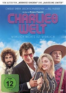 Charlie Sheen, Bill Murray & Jason Schwartzman: Die drei Kultschauspieler aus CHARLIES WELT