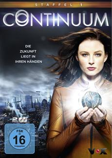 BD/DVD-VÖ | CONTINUUM