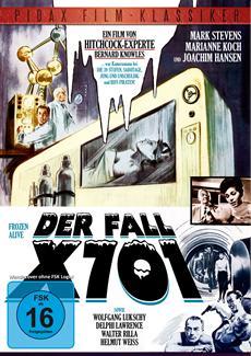 DVD-VÖ | Der Fall X 701